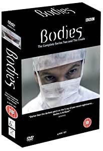 Bodies - Series 2 & Finale [DVD][2005]