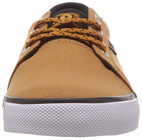 Dc Council Tx M Shoe Wea, Sneakers Basses Homme Jaune - Wheat/Black