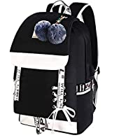 SaleBox® Fashion Girls Fashion Cute Stylish Leather Backpack for Women School & College Girls (SHLCE)