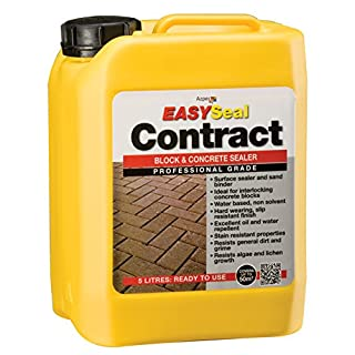 Block and Concrete Contract Sealer 5 litre ready to use