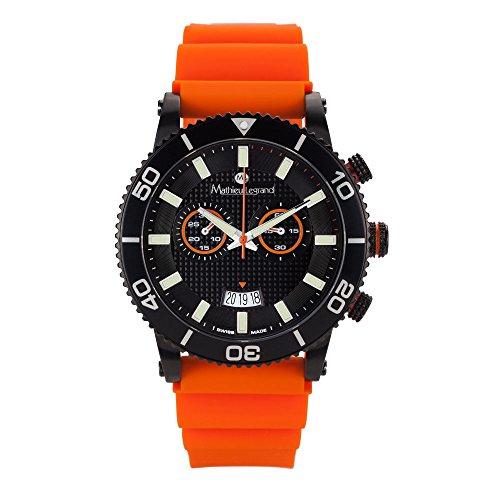 Mathieu Legrand Reloj de cuarzo Man 52032 45 mm