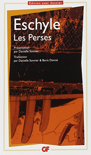 Les Perses - PREPAS SCIENTIFIQUES 2015 par Eschyle