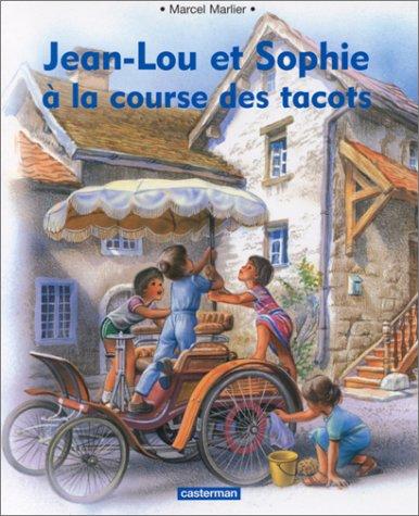 Jean Lou et Sophie à la course de tacots