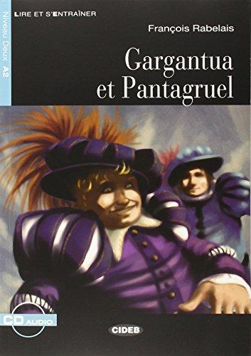 LE.GARGANTUA PANTAGRUEL+CD