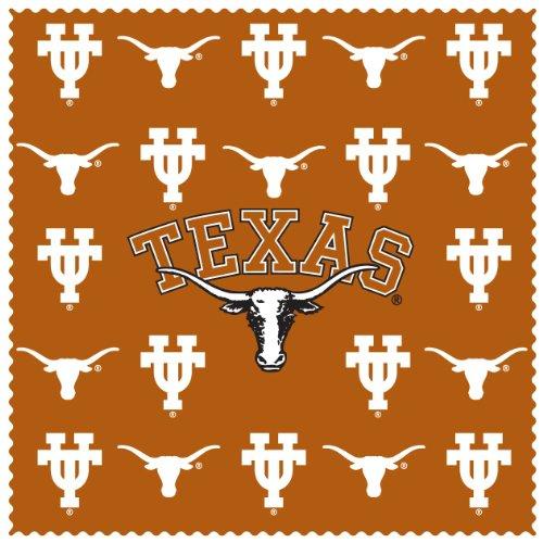 Siskiyou NCAA Texas Longhorns Sonnenbrillen-Mikrofasertuch