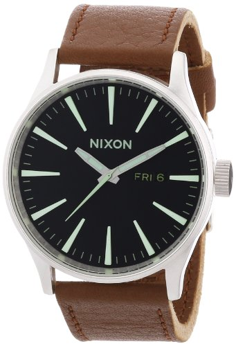 nixon-mens-quartz-watch-analogue-display-and-leather-strap-a1051037-00