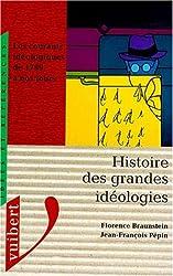 HISTOIRE DES GRANDES IDEOLOGIES. Les courants idéologiques de 1789 à nos jours