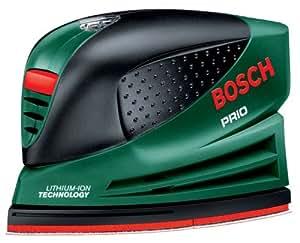 Bosch prio ponceuse multifonctions sans fil bricolage - Ponceuse multifonction bosch ...