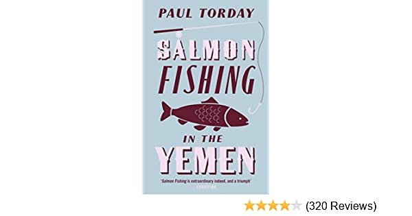 Salmon Fishing In The Yemen Ebook