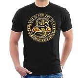 Cobra Kai Mercy Is for The Weak Men's T-Shirt