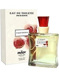 Valentinia - Parfum Femme generique / Inspiré par la prestigieuse parfumerie de Luxe / Eau De Toilette 100ml -...