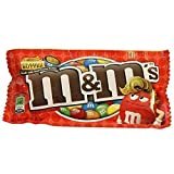 M&Ms Peanut Butter 40g Bag - American Candy & Sweets