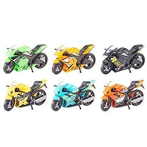 Teamsterz 7535-74323 - Bicicleta de Juguete, Multicolor
