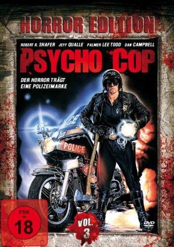 Psycho Cop 1 - Horror Edition Vol. 3