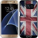 Coque pour Samsung Galaxy S7 Edge - Uk Flag -Union Jack -britain by Kristin