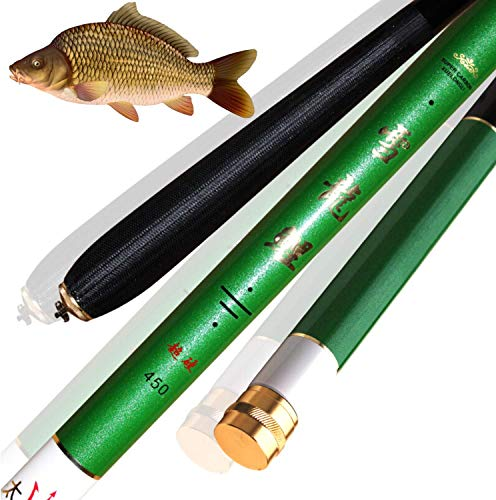 laselectionfishing Canne au Coup - pêche Chinoise -...