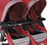 Baby Jogger J7G60 Kinder Tablett für City und Summit Doppel Kinderwagen, schwarz