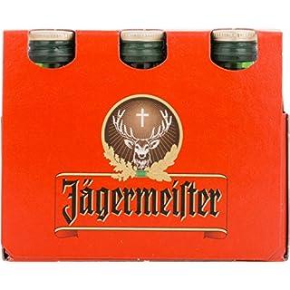 Jägermeister Liqueur de 56 Herbes 2cl - Lot de 3