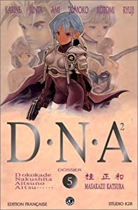 DNA² Edition simple Tome 5