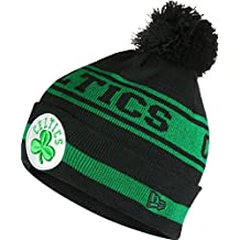 A NEW ERA Gorro con pompón Team Jake Team Jake Boston Celtics Negro-Verde