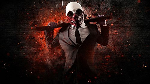 payday-2-customized-43x24-inch-silk-print-poster-seda-cartel-wallpaper-great-gift
