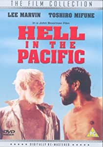 Hell in the Pacific [DVD] (1968)
