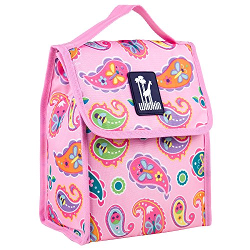 wildkin-kids-pink-paisley-lunch-bag-multi-colour