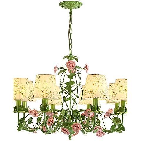 40W Montaggio ad incasso Vintage metallo verniciatura Soggiorno Cucina Camera da letto Studio RoomYellow110120V