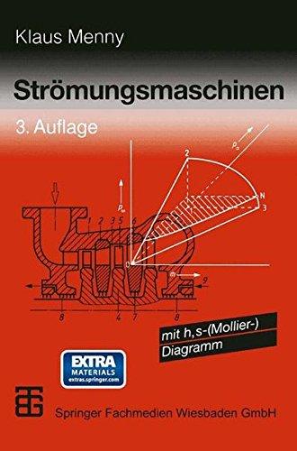 Strömungsmaschinen: mit h, s-(Mollier-)Diagramm