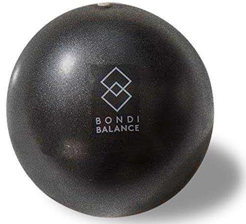 Mini-Übungsball - 9 Zoll - Gymnastikball mit Pumpe - Ideal für Pilates, Barre- und Kern-Training - Bonus-Training-Leitfaden Ebook