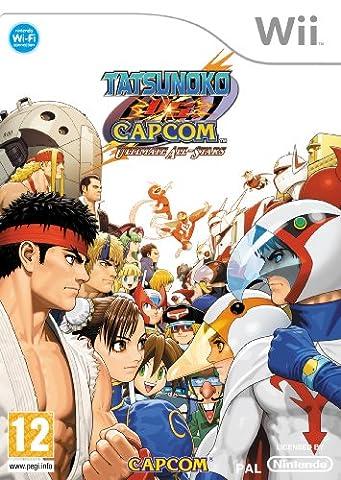 Tatsunoko Vs Capcom Ultimate All Stars