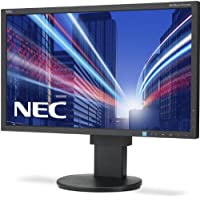 "NEC MultiSync EA234WMI - Monitor LED de 23"" (IPS, 1920 x 1080, 60Hz), Negro"