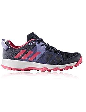 adidas Unisex-Kinder Kanadia 8.1 K Fitnessschuhe, Blau, XXL