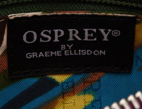 Osprey  Large Belle Croc/Nappa 10,  Damen Taschenorganizer violett