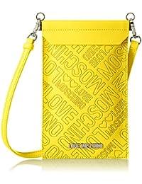 Love Moschino JC5301, Bolsa de Medio Lado para Mujer, 1x20x12 cm (B x H x T)