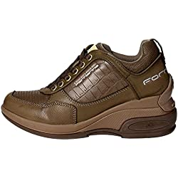 Fornarina PIFDY7615WJD8200 Sneakers Donna TAUPE 39