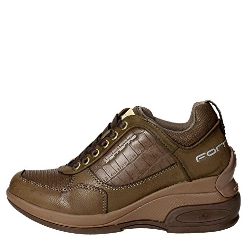 Fornarina PIFDY7615WJD8200 Sneakers Donna Pelle Sintetico Taupe Taupe 38