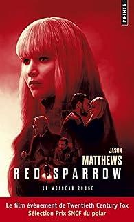 Le Moineau rouge par Jason Matthews