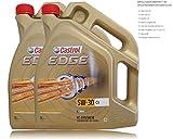 2x 5 L = 10 LITER CASTROL EDGE TITANIUM FST™ 5W-30 C3 MOTOR-ÖL 31789523