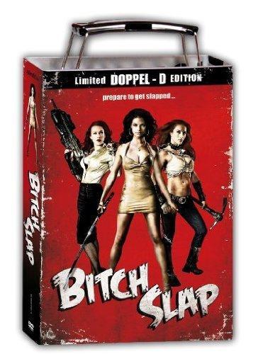 Bitch Slap - Limited Jerry Can / Double-D Edition (uncut) by Julia Voth