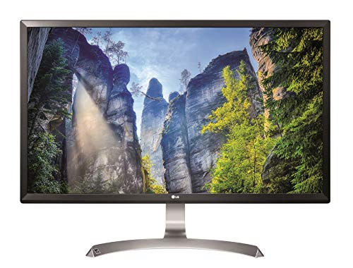 "LG 27UD59 Monitor per PC Desktop 27"" 4K UltraHD LED IPS, 3840 x 2160, AMD FreeSync, Multitasking, Display Port, 2 HDMI"