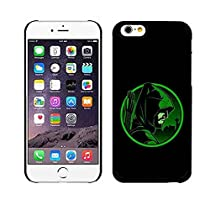 FunCuteCovers Dc Comics Character Green Arrow Comic Popular Cover Coque Case For Apple Iphone 6 6s 4.7