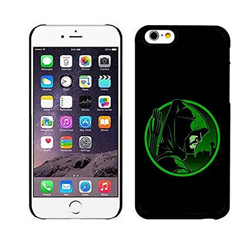 FunCuteCovers Dc Comics Character Green Arrow Comic Popular Cover Coque Case For Apple Iphone 6 6s 4.7, coques iphone