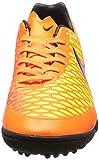 Nike Magista Onda TF, Herren Fußballschuhe, Orange (Ttl Orng/Prsn Vlt-Lsr Orng-Hyp 858), 43 EU -