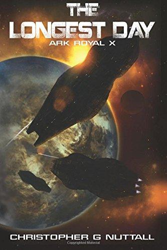 The Longest Day: Volume 10 (Ark Royal)