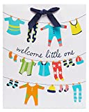 Best Clotheslines - American Greetings Large Gift Bag, Baby Clothesline (5751703) Review