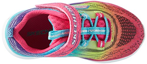 Skechers S Lights: Litebeams, Scarpe da Ginnastica Basse Bambina Multicolore (mlt)