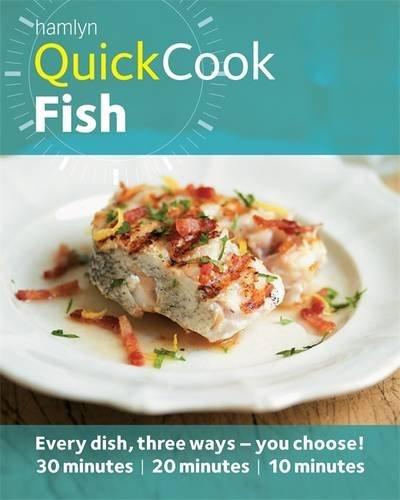 Hamlyn QuickCook: Fish (Hamlyn Quick Cooks) by Emma Lewis (2012-06-04)