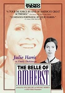 Belle of Amherst [DVD] [Region 1] [US Import] [NTSC]