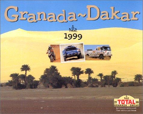 Granada Dakar 1999. illustrations en couleur